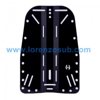 Hollis Backplate Alluminio