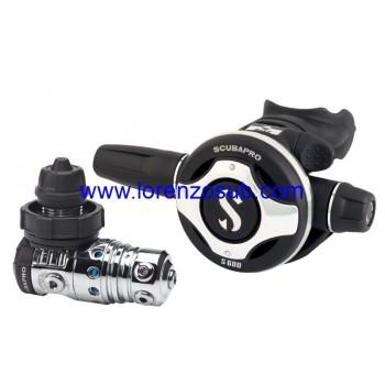 Scubapro MK25 EVO DIN 300/S600