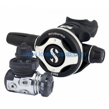 Scubapro MK17 EVO S600 DIN 300 BAR