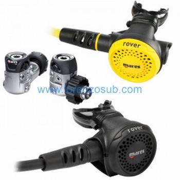 Mares SET ROVER 15x DIN + OCTOPUS ROVER + MISSION 1