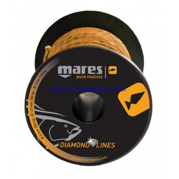 Mares SAGOLA DIAMOND 1.0 mm 100m
