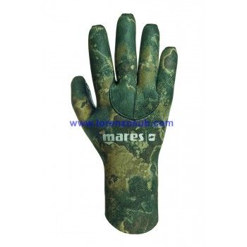 Mares GUANTI CAMO GREEN 30