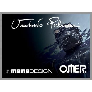 Omersub UP-M1 MASCHERA NERA by Umberto Pelizzari
