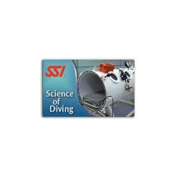 """SSI manuale """"SCIENCE OF DIVING"""""""