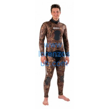 Mares GIACCA INSTINCT CAMO BROWN 70