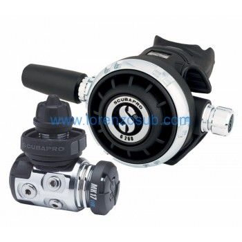 Scubapro MK17 EVO DIN 300 G260