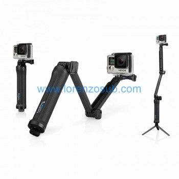 GoPro 3-WAY maniglia, prolunga e treppiede