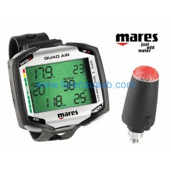 Mares QUAD AIR CON MODULO BOMBOLA LED