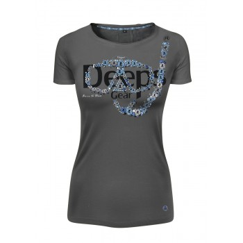"Deeps Gear T-SHIRT ""METAL MASK"" WOMAN"