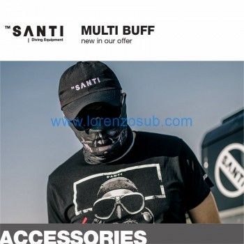 Santi MULTI BUFF ANGLER FACE